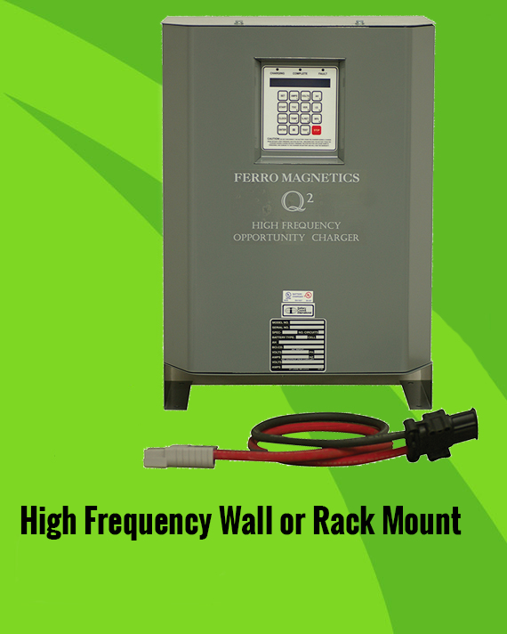 High Frequency Opportunity Charger